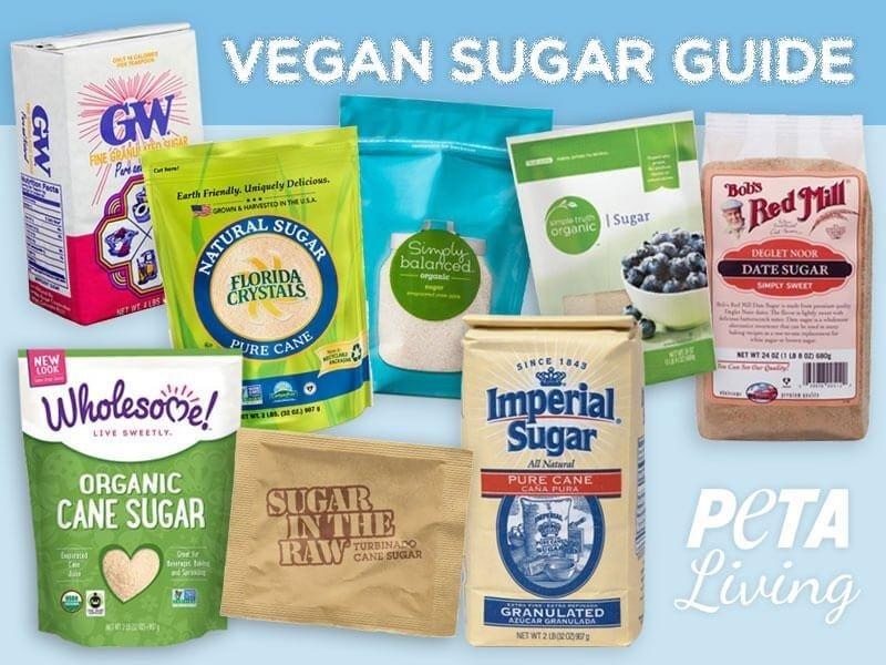 Is Sugar Vegan? | Peta