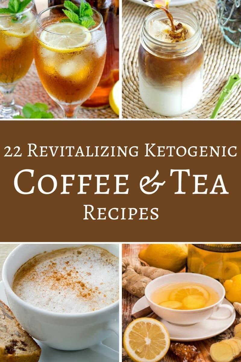 22 Revitalizing Ketogenic Coffee And Tea Recipes