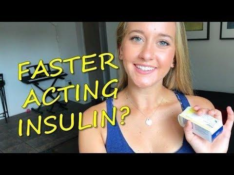 What Is A Fast Acting Insulin?