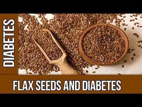 Flax Seed, Pumpkin Seed, Chia Seed & Diabetes