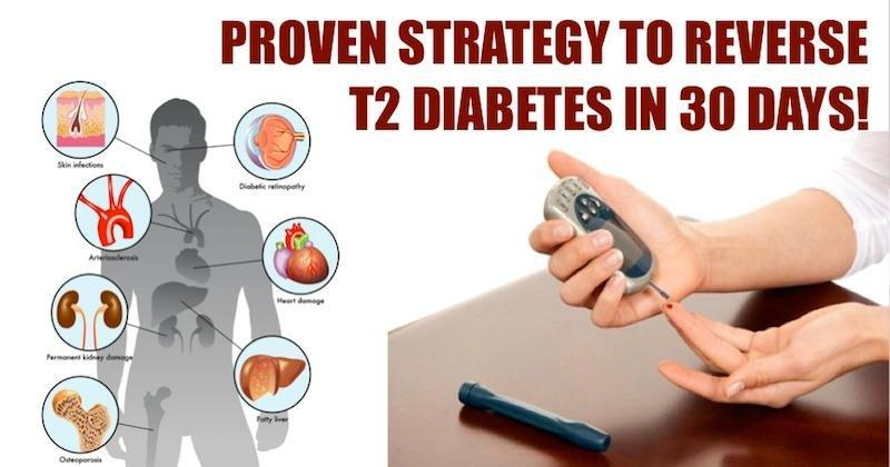 Proven Strategy To Reverse Type 2 Diabetes Naturally In 30 Days