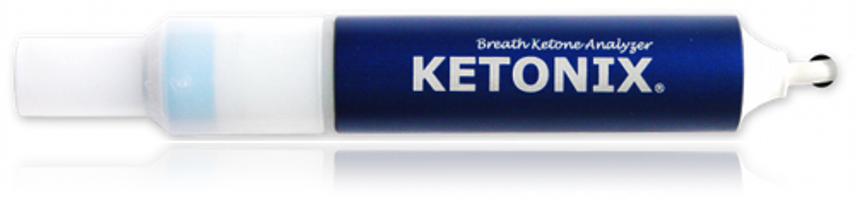 Worlds First Reusable Breath Ketone Analyzer