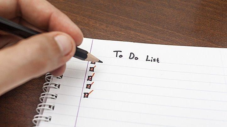 Your 8-Step Daily Diabetes Checklist