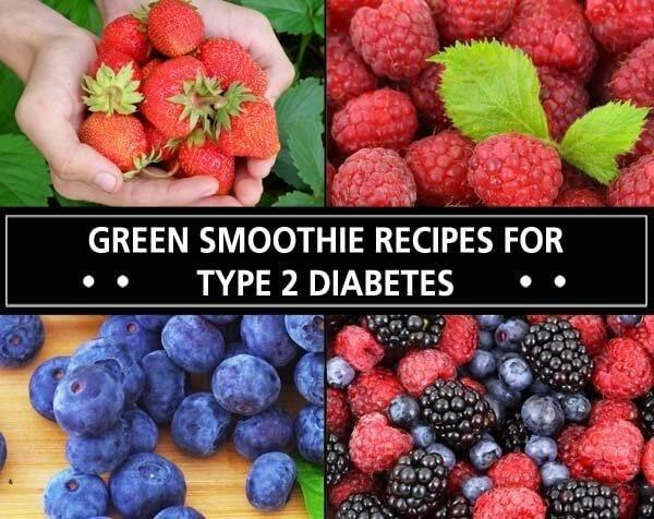 Green Smoothie Recipes For Type 2 Diabetes