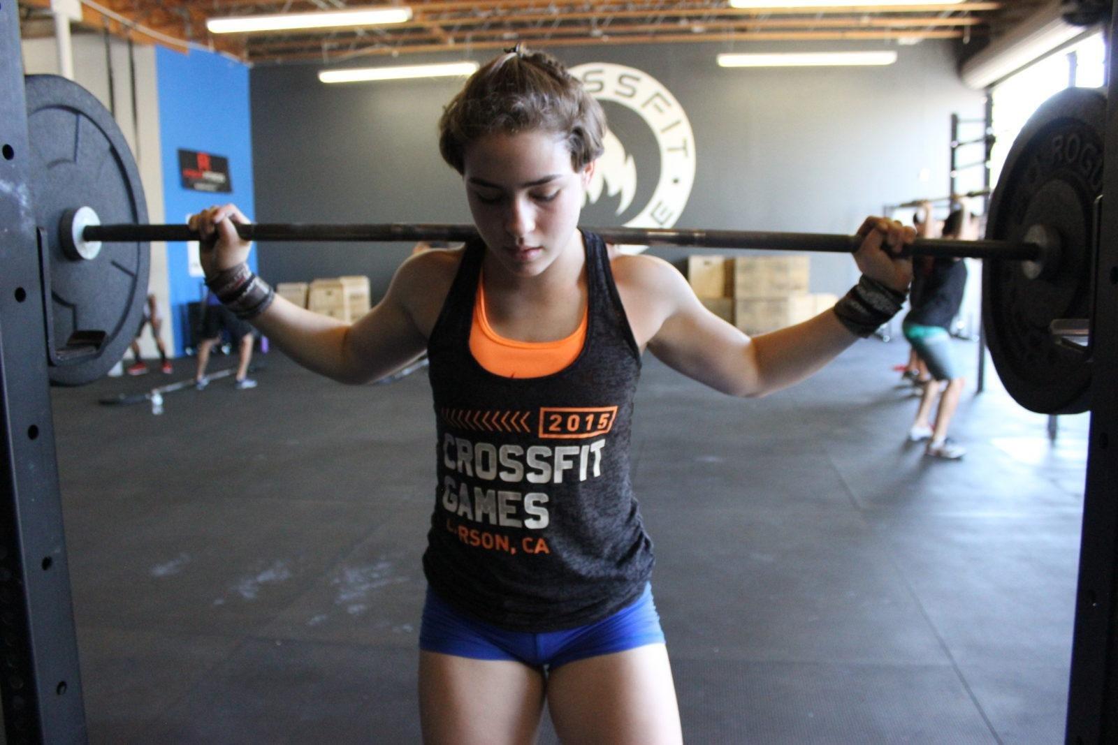 Marianna Rivera: Type 1 Diabetic & Crossfit Athlete