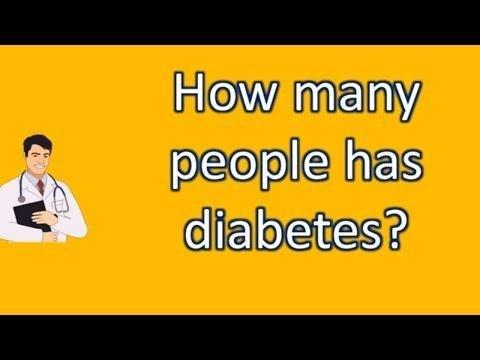What Percent Of Population Has Type 2 Diabetes?