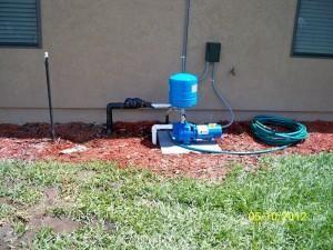Well Pump Keeps Running But No Water Pressure