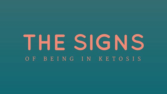 What Are The Signs And Symptoms Of Ketosis?