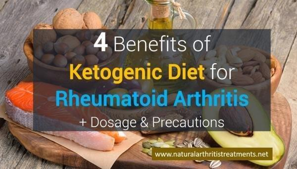 4 Ways Ketogenic Diet Benefits In Rheumatoid Arthritis (dosage, Precautions)