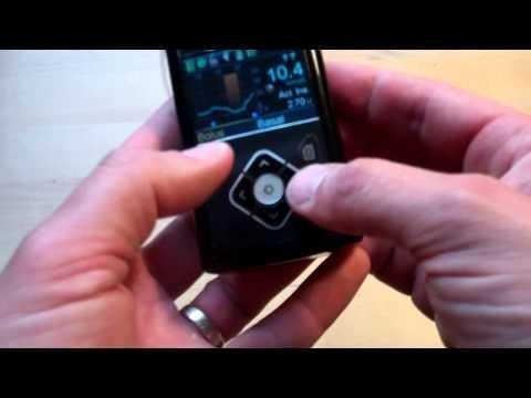 Medtronic Minimed® 630g Insulin Pump System