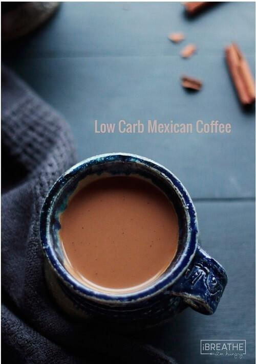 Mexican Coffee – Low Carb And Sugar Free