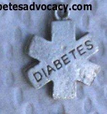 Diabetes Advocacy....necklaces