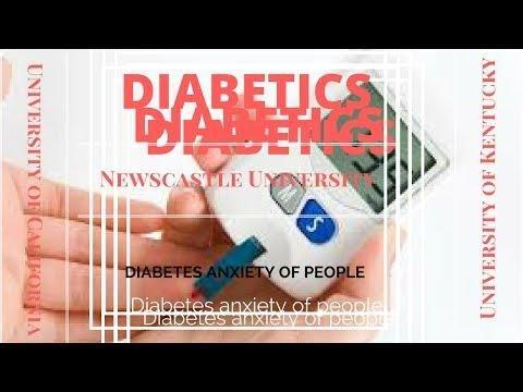 Diabetes And Anxiety Medications
