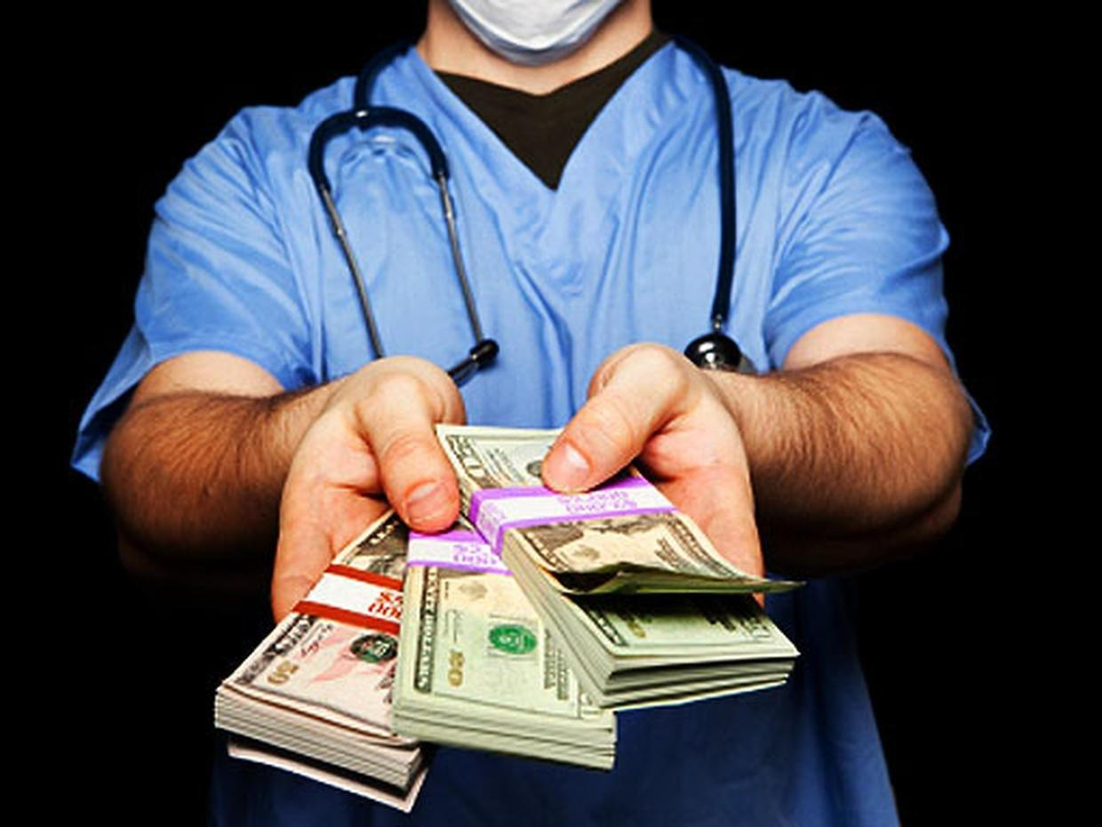 Doctors' Salaries: Who Gets Paid The Most? Least?