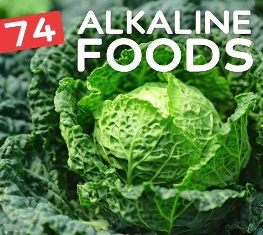 Alkaline Foods List For Diabetics