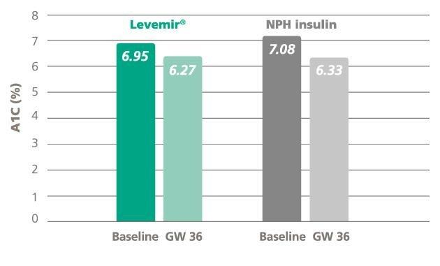 Levemir® — The First Basal Insulin Analog With Pregnancy Category B Classification.1
