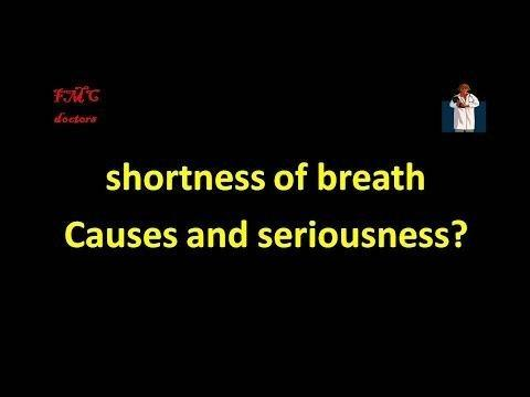 Can Shortness Of Breath Be A Symptom Of Diabetes?