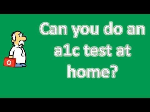 Cost Of A1c Test