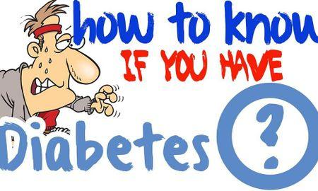 Diabetes: How to spot the signs before it's too late