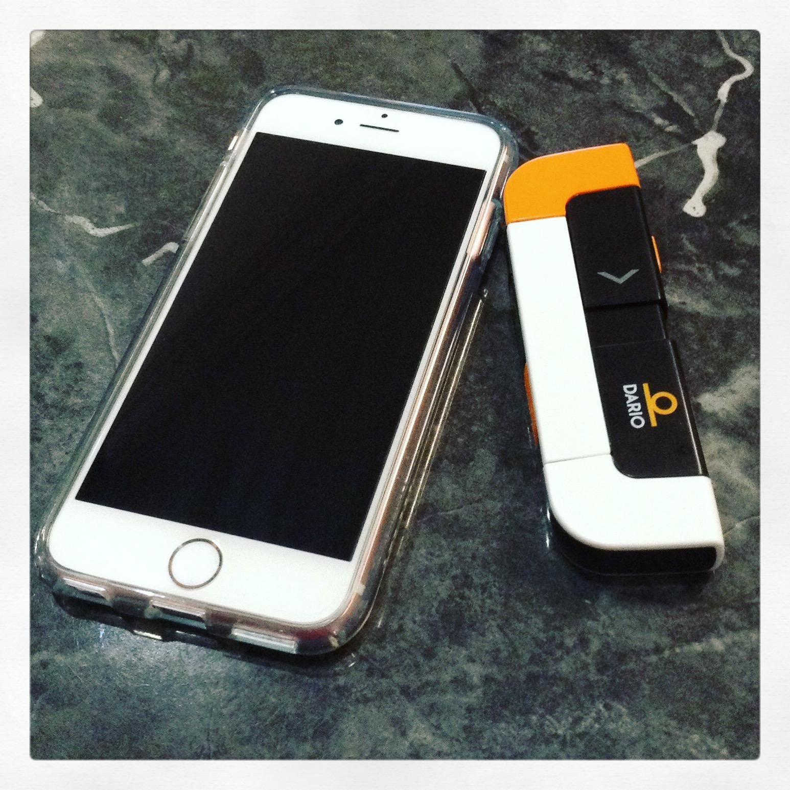Smartphone Blood Glucose Meter