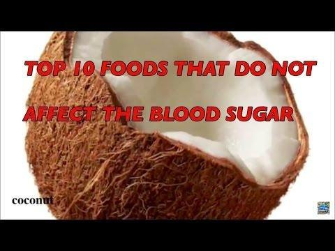 Foods That Don't Spike Blood Sugar