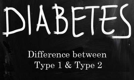 What Is Difference Between Type 1 And Type 2 Diabetes?