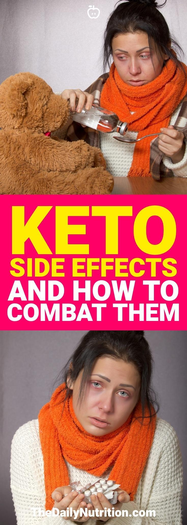 Keto Side Effects And How To Combat Them