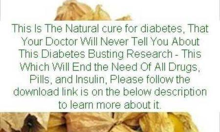 Diabetes Insipidus Natural Treatment