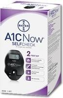 Bayer A1cnow Self Check At-home A1c System