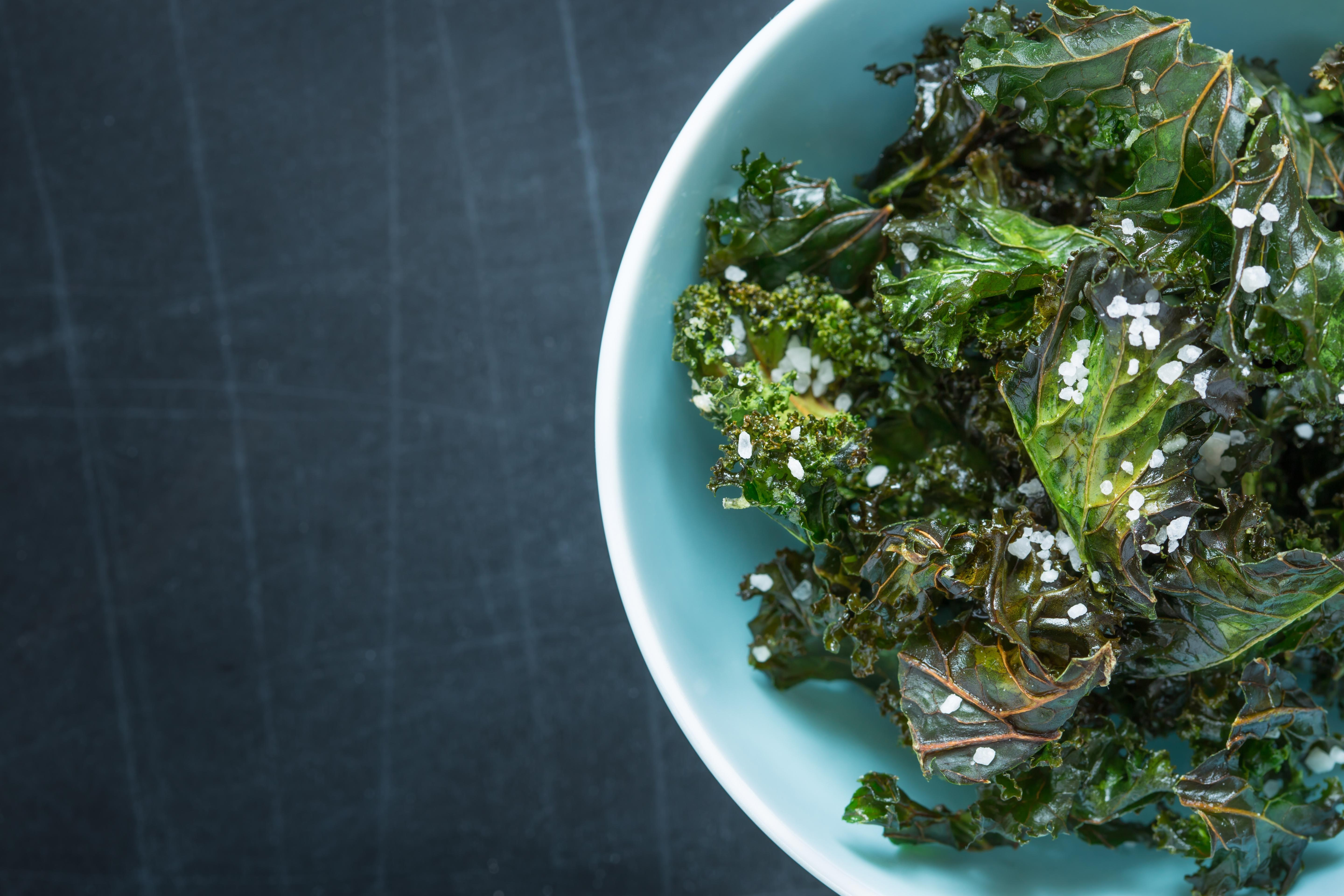 Kale Chips: A Smart Snack Choice For Diabetics