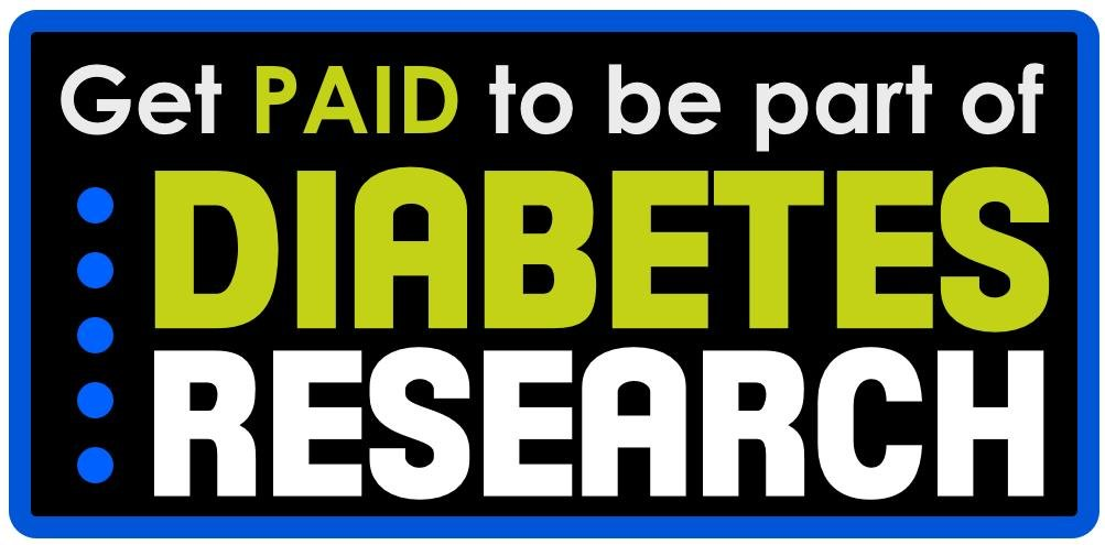 Paid Diabetes Research