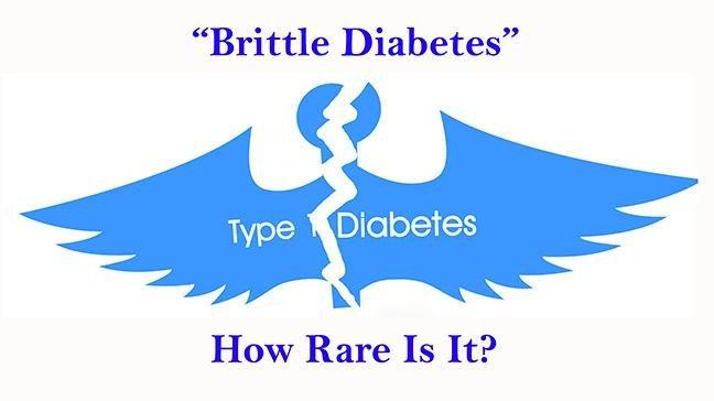 The Bitterness Over 'brittle Diabetes'
