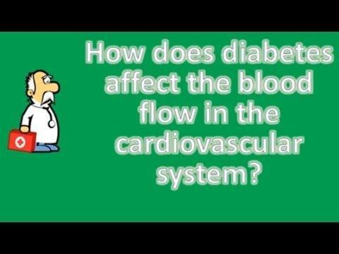 Why Does Diabetes Affect Your Heart?