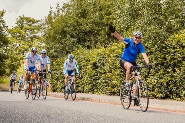 Diabetic Cycling Team