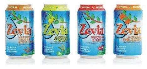 Does Zevia Affect Blood Sugar