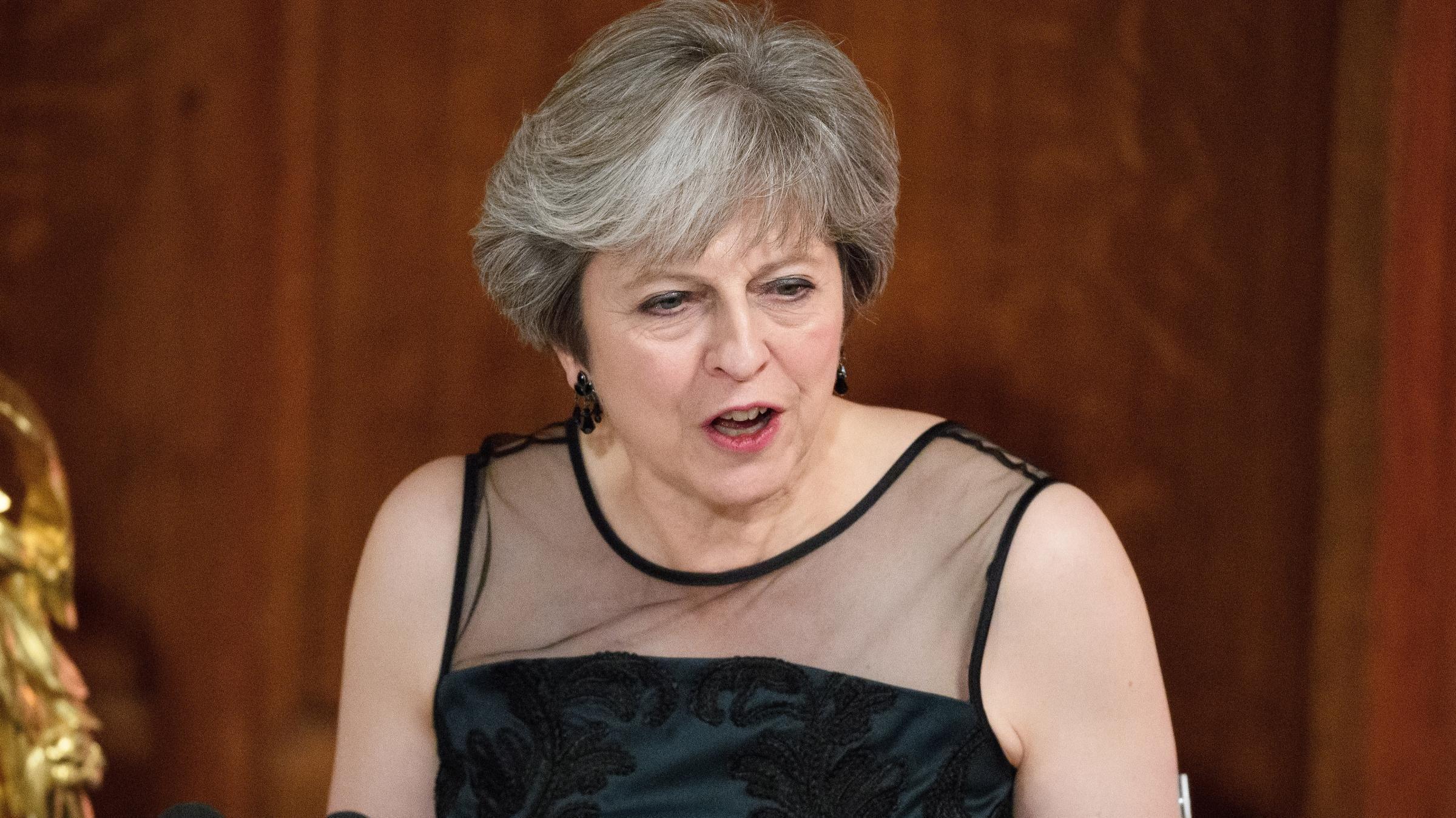 Theresa May Diabetes Libre