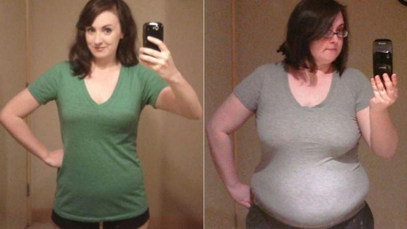 I Can't Stop Looking At This Major Weight Loss Gif