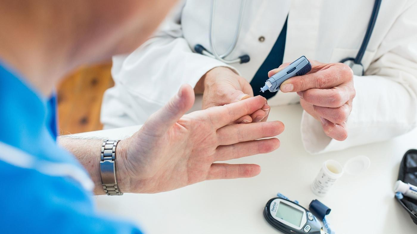 The American College Of Physicians Recommends A1c Levels Between 7 And 8 Percent : Shots - Health News : Npr