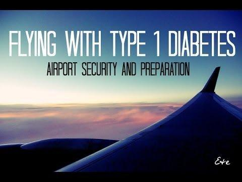 Can I Take My Diabetic Supplies On A Plane?