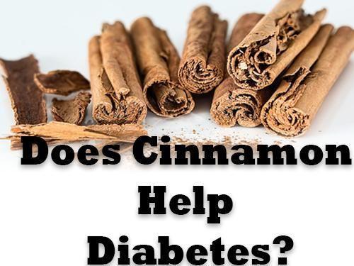 Cassia Or Ceylon Cinnamon For Diabetes