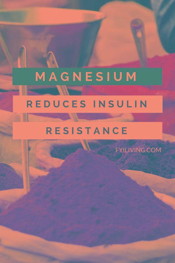 Reverse Insulin Resistance Supplements