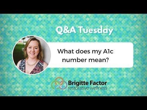 What Do A1c Numbers Mean?