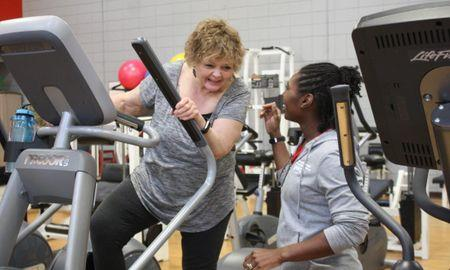 Exercise and a healthy diet help prevent Type 2 diabetes