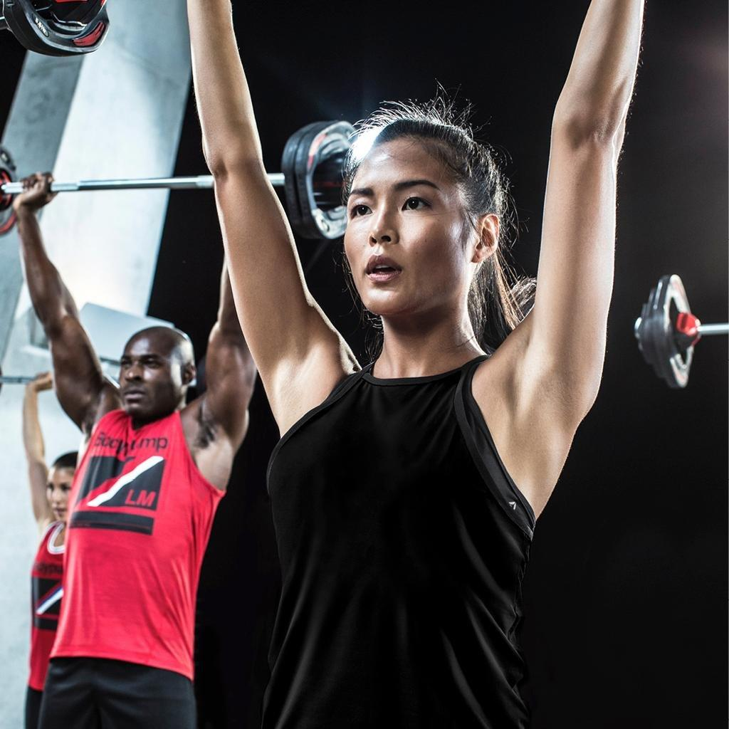 Bodypump Group Barbell Workouts Les Mills Us