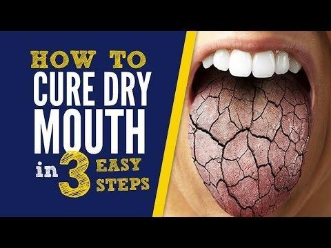 Diabetes-related Dry Mouth