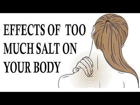 About Your Diet: Salt And Cholesterol