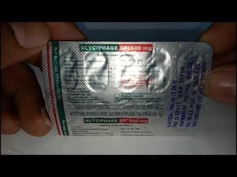 Metformin 500 Mg Price In India