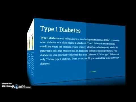 Genetic Determinants Of Diabetes