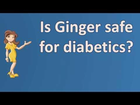Can Ginger Lower Blood Sugar?