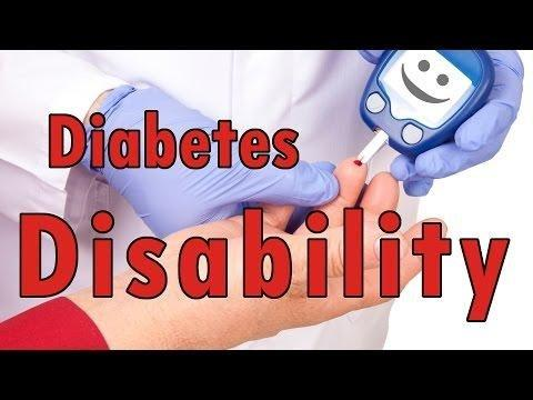 Is Diabetes Type 2 A Disability?